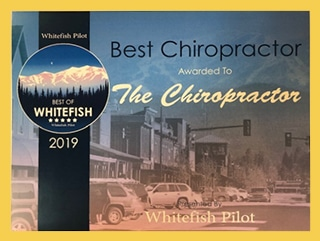 Best of Whitefish 2019 Best Chiropractor