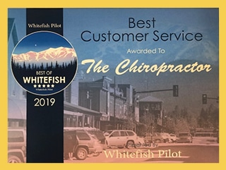 Best of Whitefish 2019 Best Customer Service